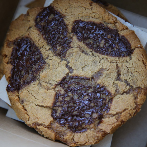 Sourdough Choc Chip cookie £1