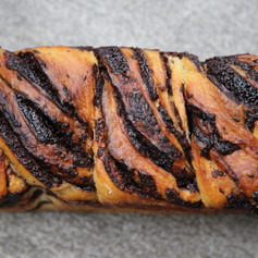 Sourdough Chocolate Babka £10