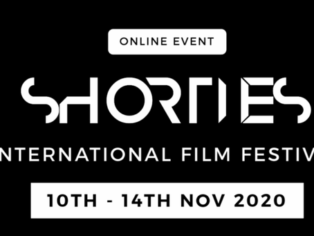 『Letters from Prison』がShorties Film Festivalで上映されます