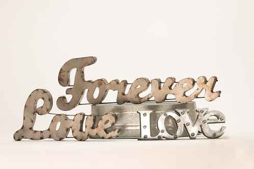 Metal Wedding Words