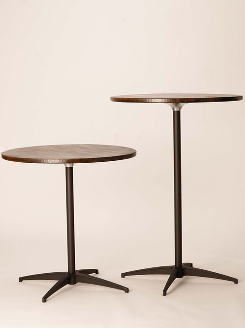 "30"" Round Cocktail/Bistro Table"