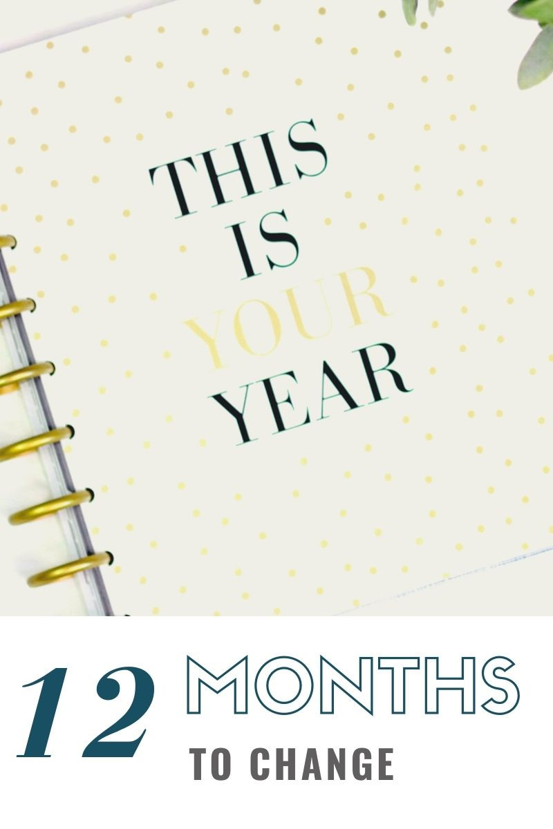 Step into your year and begin your blog today.