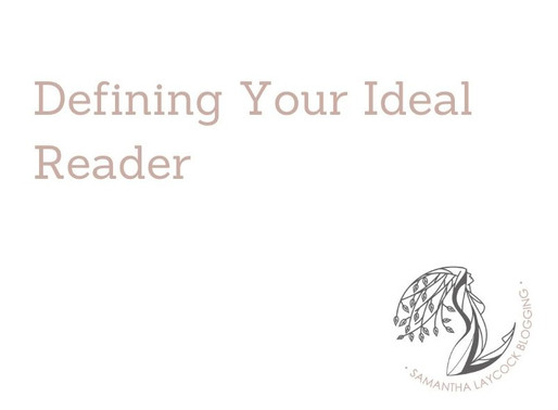 5 Steps to Define Your Ideal Reader
