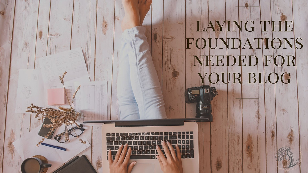 Use these 4 pillars to help you create a strong blogging foundation.