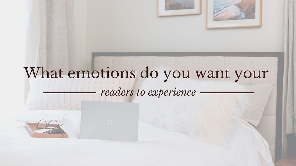 Using emotions to help brand your blog.