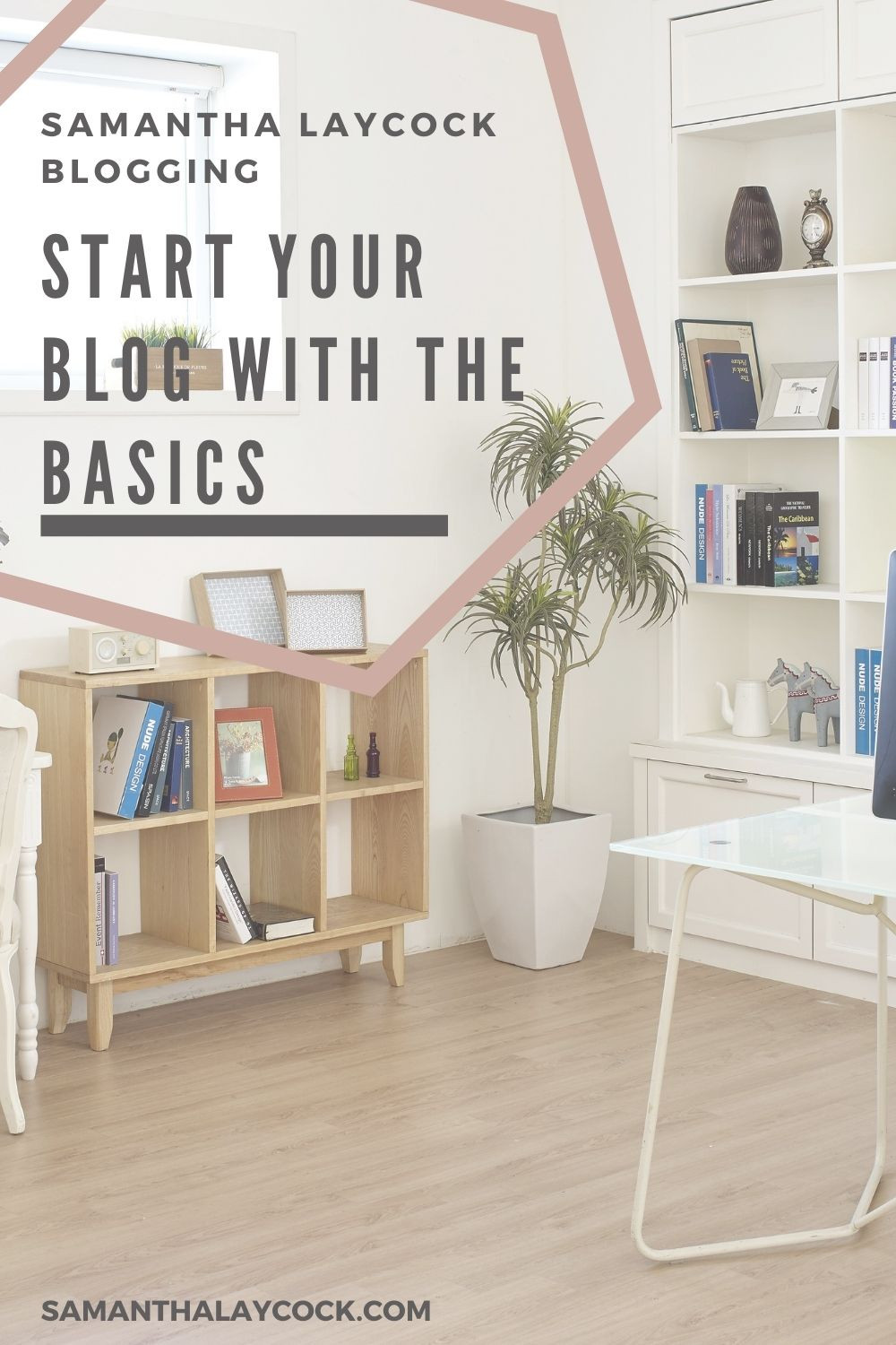 How to start a blog without the struggle