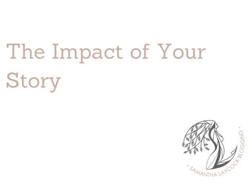 The Impact of Your Story