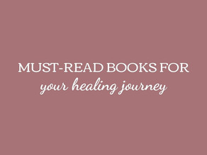 Must-Read Books For Your Healing Journey