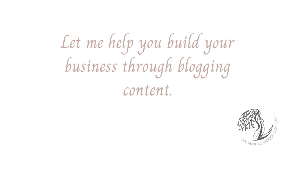 A freelance blogger can help you build your business brand through blogging.