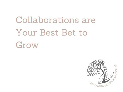 Collaborations are Your Best Bet to Grow
