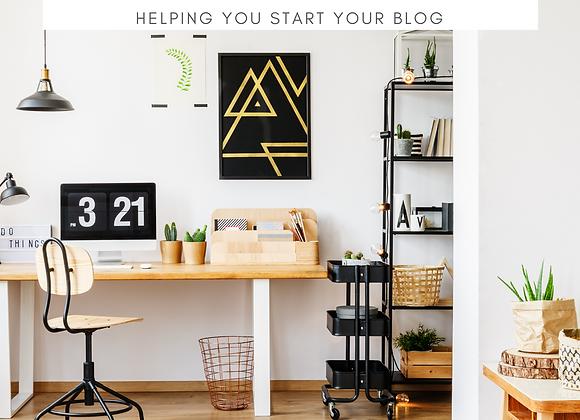 Your Blogging Intensive Primer