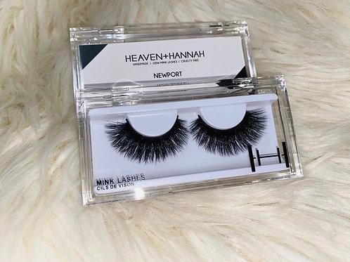 Heaven and Hannah Newport Lashes
