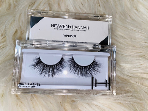 Heaven and Hannah Windsor Lashes