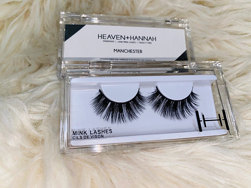 Heaven and Hannah Manchester Lashes