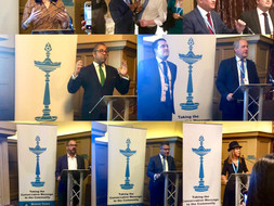 Huge support for Tamils at Conservative Party Conference