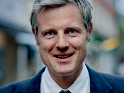 New Year Greetings from Zac Goldsmith MP
