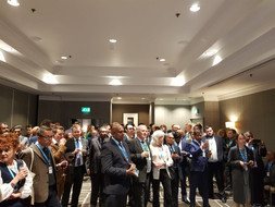 Support for Tamils and Accountability at Conservative Party Conference 2018
