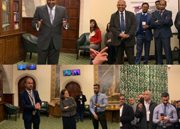 Curry Night in Parliament