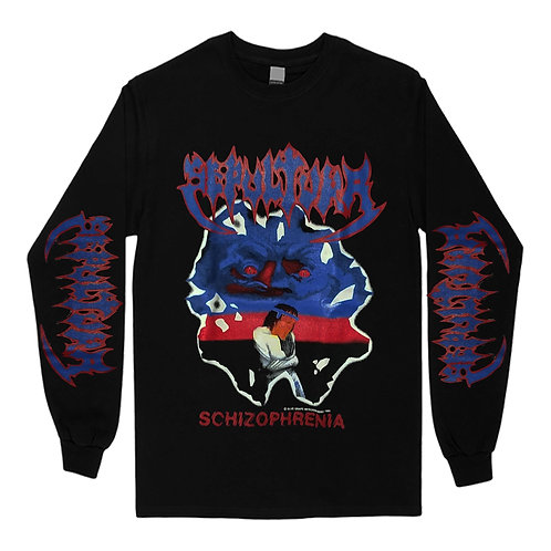 Sepultura Schizophrenia Long Sleeve