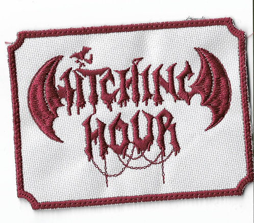 Official Witching Hour Patch