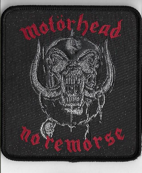 Motorhead Woven Patch