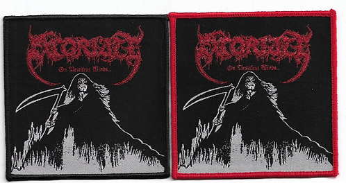 Excoriate - Woven patch
