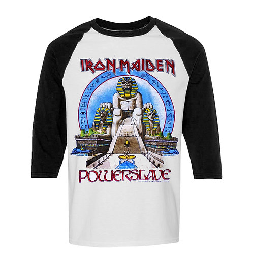 Iron Maiden - Powerslave tour