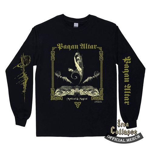 Pagan Altar Mythical & Magical  Long Sleeve