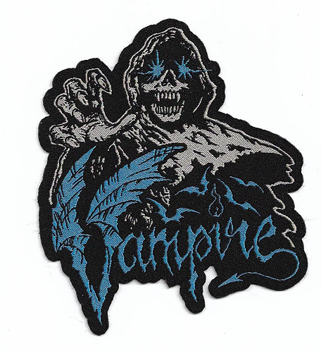 Vampire Shaped Patch
