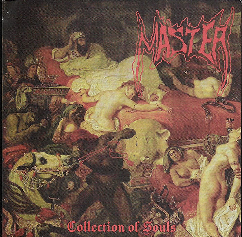 Master Collection Of Souls CD