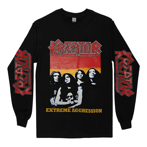 Kreator - Extreme Aggression LS