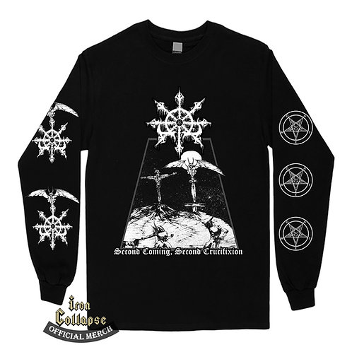 Omega Second coming Second Crucifixion Long Sleeve