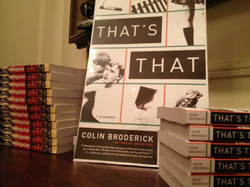 That's That - Book Launch