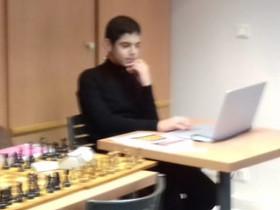 Ruben Harutyunyan à l'Olympiade U16 !