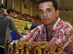 Bassem AMIN 1er Super GMI d'Afrique