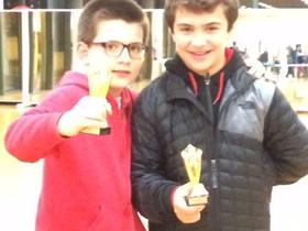Qualifs 92 : 3 titres pour Clichy, 15 jeunes déjà qualifiés pour les Qualifs Idf au Chpt de France
