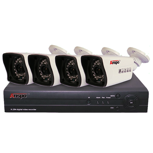 Wireless Night Vision CCTV Cameras