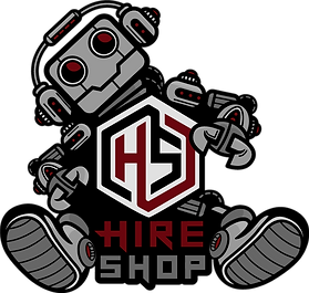 Hire Shop Robot