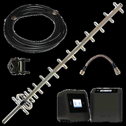 Cel-Fi Pro Repeater - Mobile Signal Amplifier