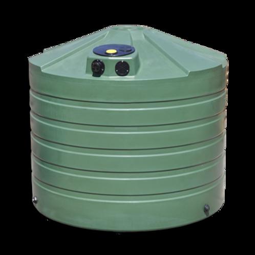 Water Tank 5000L Polyethylene Round