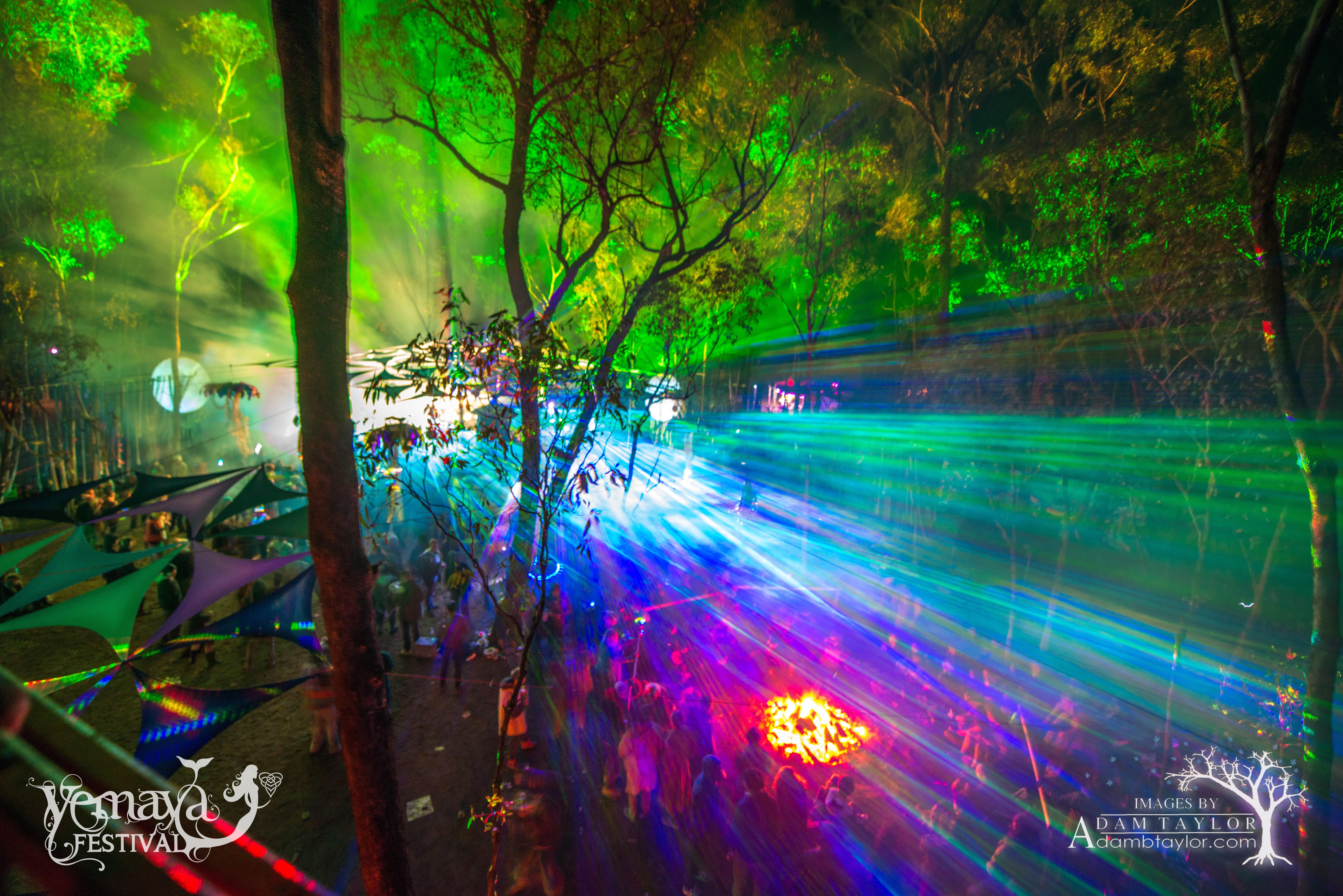 Adam Taylor - Lasers