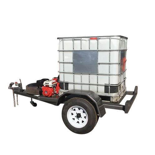 Trailer Mounted Fire Fighting Unit