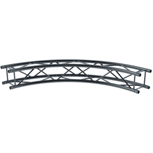 Box Truss Curved 2m Lengths