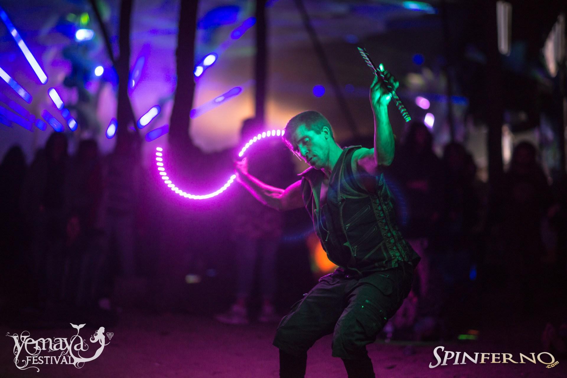 Spinferno - Dan LED Buugeng