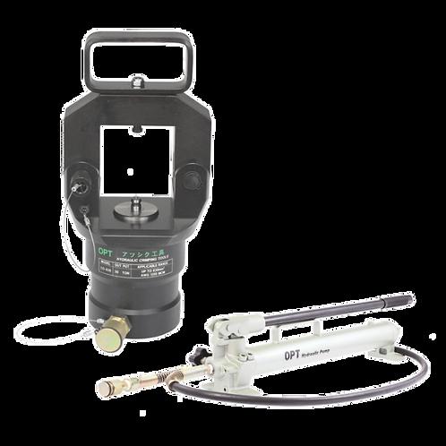 OPT Hydraulic Swage Press 30T w/ Hand Pump
