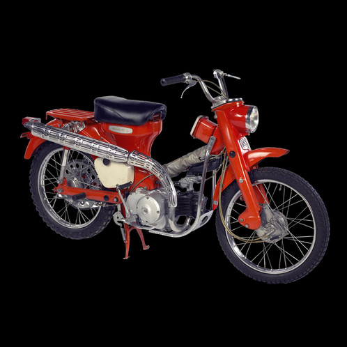 Honda ct110 postie bikes