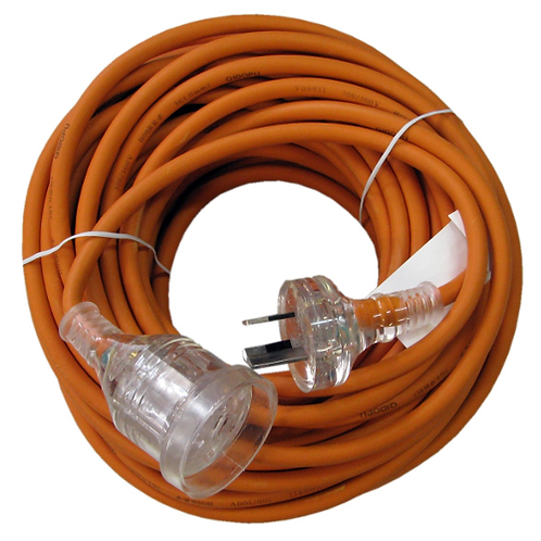 Extension Cord 25m - 10AMP or 15AMP