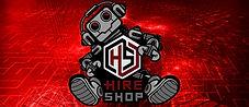 Equipment Hire Shop