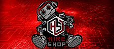 Equipment Hire Shop