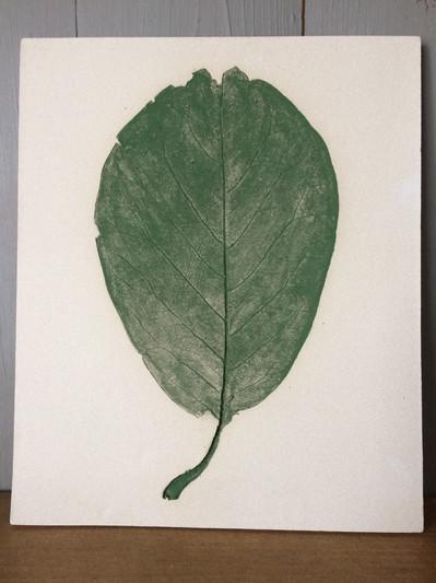 Large Leaf Tile